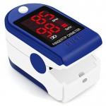 Παλμικό Οξύμετρο Δακτύλου με Οθόνη LED - Fingertip Pulse Oximeter, SpO2 / Heart Rate Sensor