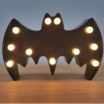 Φωτιστικο Μπαταρίας Μπάτμαν 11 LED