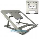 Μεταλλική Βάση Λάπτοπ - Stand Στήριξης Tablet & Φορητού Υπολογιστή - Foldable Metallic Cooling Pad for Laptop