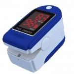Παλμικό Οξύμετρο Δακτύλου με Περιστρεφόμενη Οθόνη LED & Παλμόμετρο - Fingertip Pulse Oximeter, SpO2 / Heart Rate Sensor