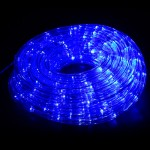 Φωτοσωλήνας Led 10m με Μπλέ Φως και 8 Προγράμματα Φωτισμού - Χριστουγεννιάτικα Λαμπάκια