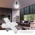 Αναδιπλούμενη Οικολογική Λάμπα 40W - Φωτιστικό σε Τετράγωνο Σχήμα Ε27 Βιδωτή 2800lm - Square Folding Lamp