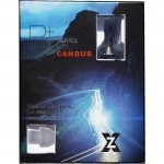 Εμπρόσθια Φώτα Αυτοκινήτου 6400LM (2x3200) 9005 LED FULL CANBUS - 72W (2x36W) 6500K - Λαμπτήρες PT-S19 2τμχ