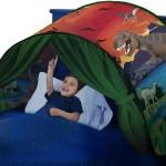 Παιδική Σκηνή Κρεβατιού με Δεινόσαυρους - Pop Up Dream Tents Dinosaur Island