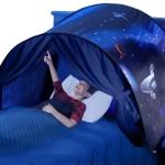 Παιδική Σκηνή Κρεβατιού με Πλανήτες και Γαλαξία - Pop Up Dream Tents Space Adventure