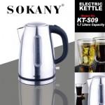 Ηλεκτρικός Βραστήρας - SOKANY Electric Kettle 1.7lt