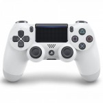 Ασύρματο Χειριστήριο Sony® Dualshock 4 Controller V2 Άσπρο - Glacier White Λευκό