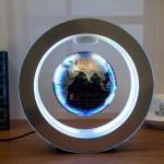 Μαγνητική Αιωρούμενη Υδρόγειος Σφαίρα με LED Φωτιζόμενη Βάση - Globe Floating & Rotating