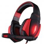 Στερεοφωνικά Ακουστικά KOTION EACH USB Gaming Headset Κόκκινο