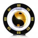 Μεγάλη Μαγνητική Αιωρούμενη Υδρόγειος Σφαίρα Yin Yang Tai Chi με LED Φωτιζόμενη Βάση - Globe Floating & Rotating
