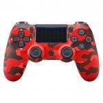 Ασύρματο Χειριστήριο Doubleshock Wireless Controller για PS4 Κόκκινο Παραλλαγής