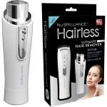 Ηλεκτρική Αποτριχωτική Φορητή Μηχανή Προσώπου - Ultimate Painless Hair Remover/Epilator