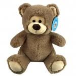 Λούτρινο Αρκουδάκι Καφετούλης - Teddy Bear 23cm
