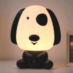 Επιτραπέζιο Παιδικό Φωτιστικό - Πορτατίφ - Φωτάκι Νυκτός Σκύλος Πειρατής LED