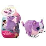 Παιδική Βούρτσα - Λούτρινο Ζωάκι Γατούλα - Kids Hair Brush Tangle Pets