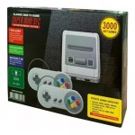 Κονσόλα Παιχνιδιών με 3000 Παιχνίδια 8 BIT και 2 Χειριστήρια, EONY LH-5555