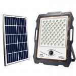 Ηλιακός Προβολέας 100W με Κάμερα Ασφαλείας Παρακολούθησης - WiFi Solar Panel with Camera