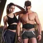 Ζώνη Παθητικής Γυμναστικής για Όλο το Σώμα - Fat Burning Sports Belt