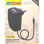Τροφοδοτικό AC/DC 12V/3A ANDOWL - Power Adapter
