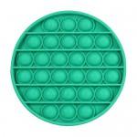 Αγχολυτικό Παιχνίδι Anti-Stress Ανακούφισης - Fidget Bubble Pop Κύκλος Πράσινο
