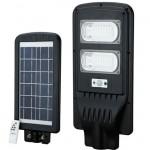 Αδιάβροχο Ηλιακό Φωτιστικό 40W Εξωτερικού Χώρου με Τηλεχειριστήριο