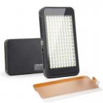 Επαγγελματικό Επαναφορτιζόμενο Φωτιστικό Κάμερας & Φωτογραφικής LED DSLR - Professional Video Light