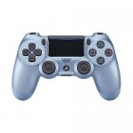 Ασύρματο Χειριστήριο Doubleshock για PS4 Titanium