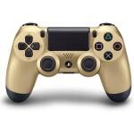 Ασύρματο Χειριστήριο Doubleshock για PS4 Χρυσό