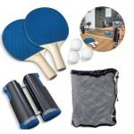 Φορητό Αθλητικό Σετ Ping Pong - Φιλέ, Ρακέτες & Μπαλάκια