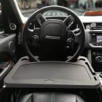Κρεμαστή Βάση - Τραπεζάκι Αυτοκινήτου 2 Όψεων - Car Steering Wheel Tray