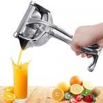 Ανοξείδωτος Επαγγελματικός Αποχυμωτής Χειρός - Πρέσα Φρούτων - Fruit Press Machine