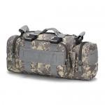 Ανθεκτικό Σακίδιο / Τσαντάκι Χιαστί 5ltr Κάμπινγκ - Κατασκήνωσης - Heavy Duty Τσάντα Ώμου - Μέσης Παραλλαγής