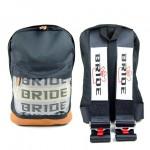 Τσάντα Πλάτης BRIDE με Ιμάντες Αγωνιστικές Ζώνες Αυτοκινήτου BRIDE – Bacpack Racing Μαύρο JDM