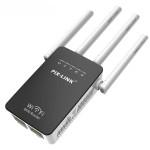 Ασύρματο WiFi N Router/Repeater 300Mbps Pix-Link LV-WR09 Μαύρο