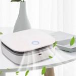 Επαναφορτιζόμενος Μίνι Ιονιστής - Συσκευή Καθαρισμού & Απολύμανσης Αέρα - Air Disinfector