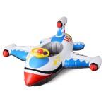 Παιδικό Φουσκωτό Σωσίβιο Κάθισμα Αεροπλάνο με Τιμόνι 115 x 100cm