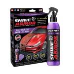 Καθαριστικό- Γυαλιστικό- Προστατευτικό Αυτοκινήτων 3 σε1 Shine Armor 236ml