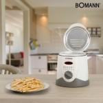 Φριτέζα & Fondue 2 σε 1 - 900W 1L Bomann FFR 1290