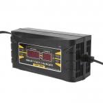 Αυτόματος Ταχυ-φορτιστής Μπαταριών Φωτοβολταικών Μολύβδου & Gel 12V 6A SUOER SON-1206D