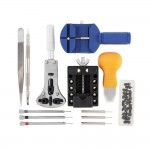 Κασετίνα - Σετ Εργαλείων Επισκευής Ρολογιών Χειρός & Μικροσυσκευών με Εξωλκέα - Εργαλεία Μικροεπισκευών σε Θήκη