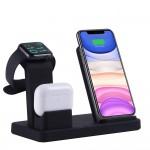 Ασύρματη Βάση Φόρτισης 3 σε 1 LIONAL iPhone & Apple Watch & AirPods - Wireless Charger