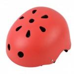 Ποδηλατικό Κράνος Πολλαπλής Προστασίας Κόκκινο L - 57-61cm