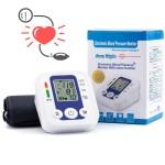 Ψηφιακό Ηλεκτρονικό Πιεσόμετρο Μπράτσου JKZ-B869 Πολλών Ενδείξεων - Digital Blood Pressure Monitor