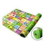Παιδικό Μαλακό Ισοθερμικό Χαλάκι Δραστηριοτήτων 180x100x0.8εκ Διπλής Όψης Playmat