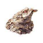 Βάτραχος Πλούτου σε Νομίσματα
