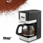 Καφετιέρα Καφέ Φίλτρου 1.2L με Μόνιμο Φίλτρο - 800W DSP KA3024