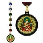 Κρεμαστό Τσάκρα με τον Lama για Υγεία και Ευλογία