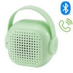 Μίνι Ηχείο Τσέπης Bluetοoth TWS με Μικρόφωνο για Hands-free Κλήσεις με Επαναφορτιζόμενη Μπαταρία WSTER WS-302 - Φιστικί
