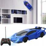 Αυτοκινητάκι Αράχνη RC Τηλεκατευθυνόμενο - Μπλε