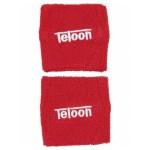 Αθλητικό Περικάρπιο Teloon Κόκκινο 2τμχ